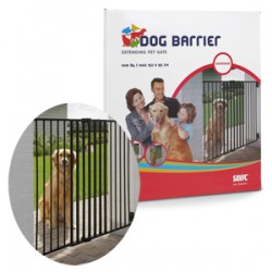 Dog Barrier Gate - Reja exterior