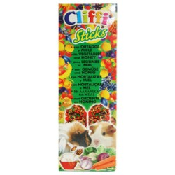 Barritas Cobaya - CLIFFI